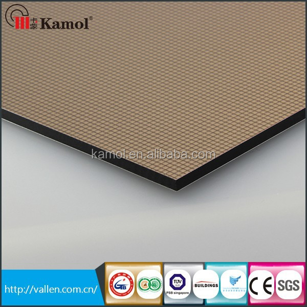 2mm aluminum panel thickness metal cladding new china products for sale