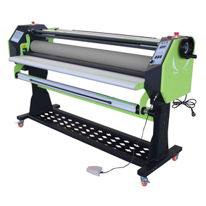 1600mm Automatic Hot Cold Laminator Roll Laminating Machine