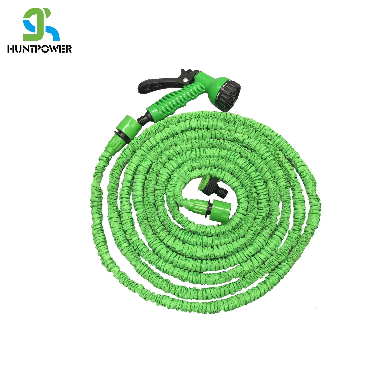 50 75 100FT Length Increase 2 Times Flexible Expanding Water Garden Hose