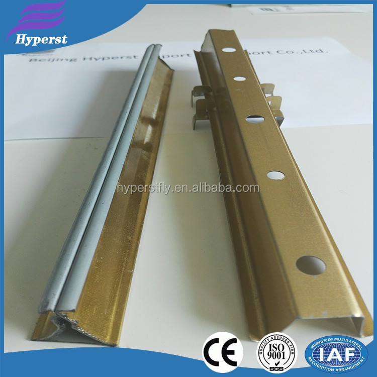 Galvanized Light Steel High Hat Furring Channel