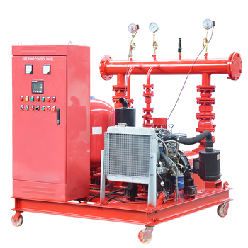The Quality Of The Best Selling Diesel Engine Driven Fire Pump - Buy Clark  Fire Pump,Diesel Engine Driven Fire Pump,Fire Fighting Pump Capacity