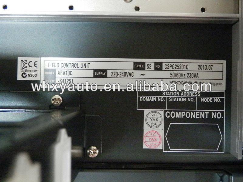 Yokogawa Node Unit Anb10d-445 -446 -447 -44e -44f -44g /cu1n /cu1t ...