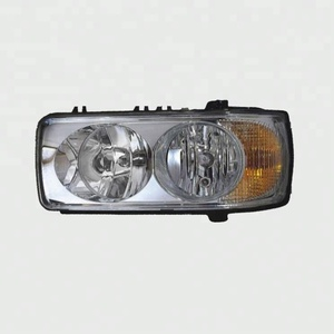 1641742 DAF XF10595 spare parts truck head lamp