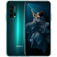 2019 Latest Huawei Drop Shipping Smartphone Huawei Honor 20 Pro, 48MP Camera, 8GB+128GB Cell Phone Android Phone Huawei