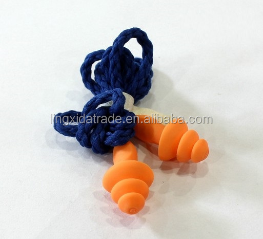3M 1271 ear plug corded reusable ear plugs with carrying case