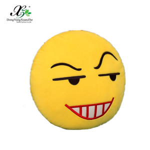 2018 Sells Well Soft Custom Whatsapp Emoji Pillow Wholesale Cheap Poop Emoji Pillow
