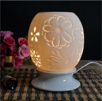 Electric Small Night Lamp Plug Aroma Burner Buy Ceramic Plug In