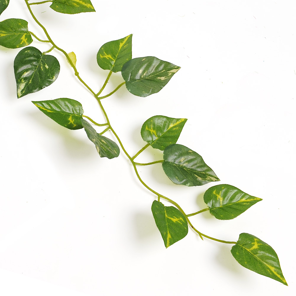 New Delightful Natural Artificial Ivy Leaves Garland Vine Foliage 2M Long Home Decor Wedding Party Decoration