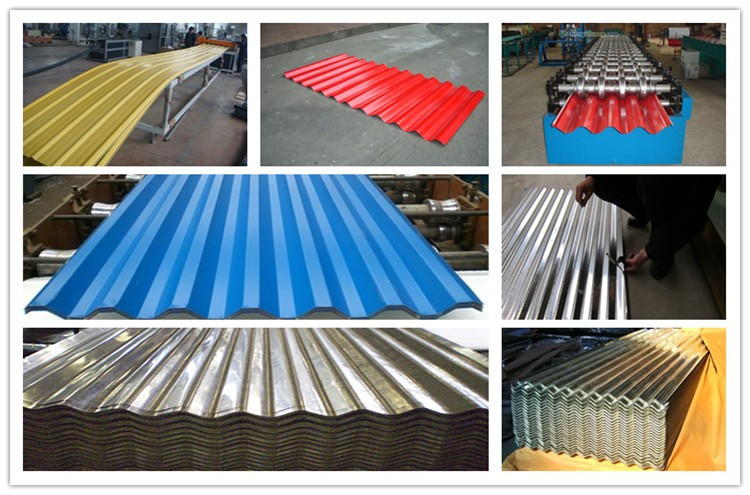 Zinc Roofing Galvanized Steel Prices Corrugated Metal