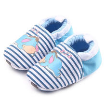 High quality 100%Cotton baby shoes / comfortable kid shoes / autumn winter toddler shoes