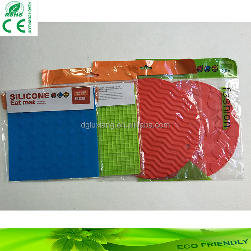 100% Food Grade LFGB Standard Wholesale Silicone Baking Mat