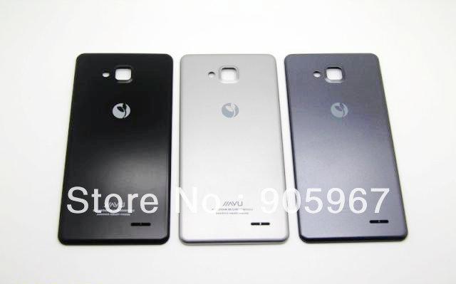 Новый 100% оригинал задняя крышка для Jiayu G3 g3s смарт сотовый телефон серый или черный или серебристый