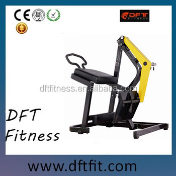 Dft-709 Rear Kick/free Weight Gym Equipment/plate Loaded 2016 ...