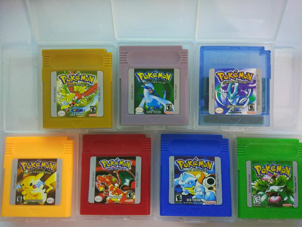 Popular Games For Gb/gbc Games Pokemon Yellow Version ...