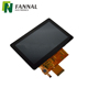 "Linux/android optical bonding anti-vandal 5 touch 7"" tft lcd touch screen module"