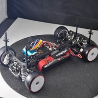 Surprise!!!Firelap 1:10 rc car chassis for sale