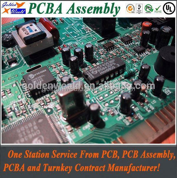 china pcba manufacturing access control 94v0 pcba with immersion gold pcba manufacturing companies