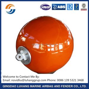 Newly Designed Ball Shape Marine Floating Buoys EVA Floats