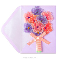 High quality making mother's day gift greeting card
