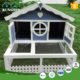 Handmade Wood Rabbit Hutch Wooden Rabbit House Rabbit Hutch Covers