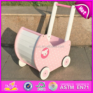 2016 new hot products wooden baby stroller,best sale wooden baby stroller,Cheap wooden baby stroller W16E015-M15