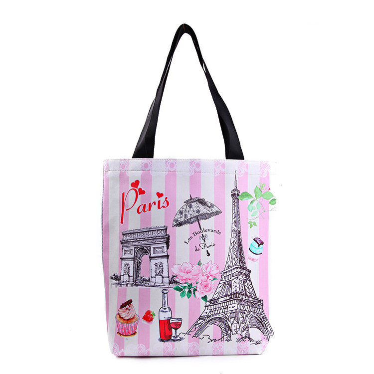 newest euro hot selling promotional clear portable storage jelly waterproof beach tote bag