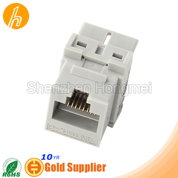 Cable connection jack source quality cable connection jack from snap in connectorkeystone jack of toolless connectivity unscreened cat6 publicscrutiny Choice Image
