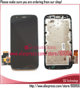 Alibaba China Replacement For Motorola for MOTO G XT1032 LCD Display with Touch Screen Digitizer and Frame Assembly