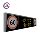 Message Board Full Matrix Traffic Variable LED Message Sign Display