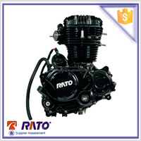 China top brand new 4 stroke Motorcycle 200cc Engines sale