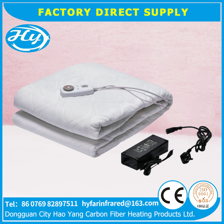 Safe Carbon Fiber Far Infrared Electric Heating Blankets