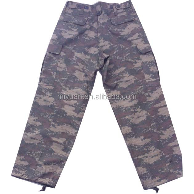 military cotton jungle camouflage clothing