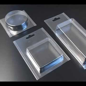 mobile phone blister thermoforming PET PVC clamshell packaging