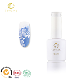 2015 newest led and uv scented uv gold cap hot seller nail gel polish factory