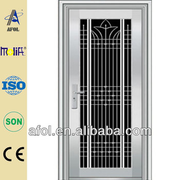 Residential South Africa Cheap Price Of Stainless Steel Door Frame