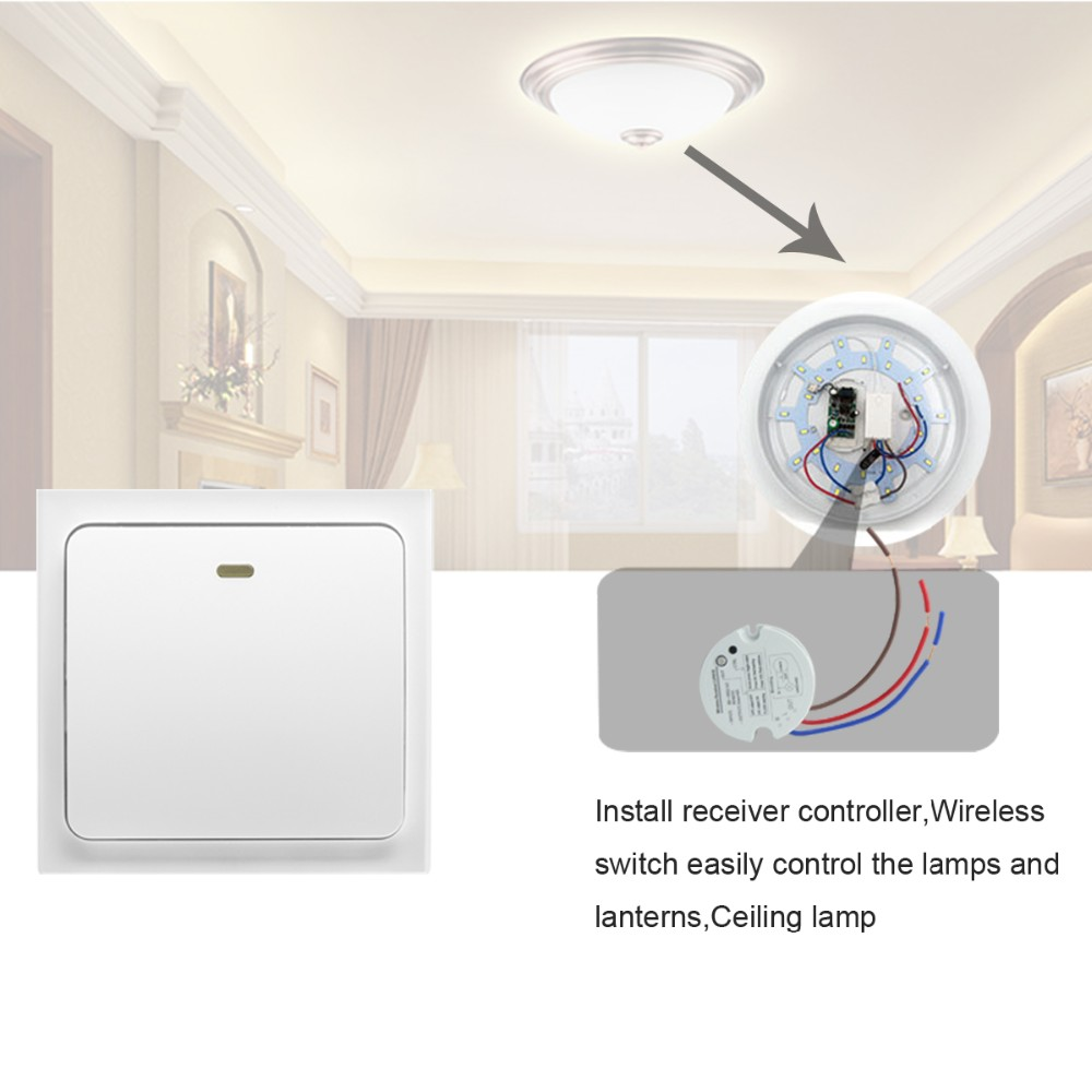 Best Quality Save Money 220v Wireless Home Light Switch With Oem ...