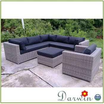 Fantastic Furniture Living Room Poly Half Round Rattan Sofa Set Waterproof Fabric Buy Poly Half Round Rattan Sofa Furniture Living Room Sofa Set Waterproof Machost Co Dining Chair Design Ideas Machostcouk