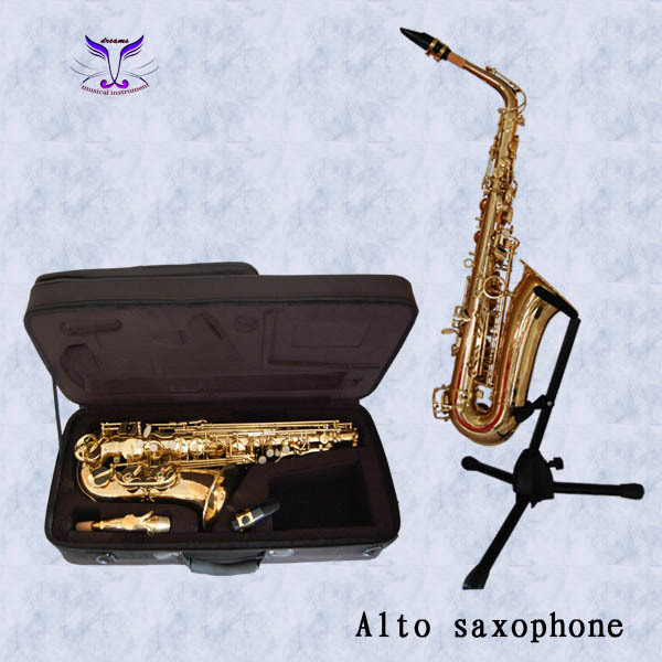 professional cheap musical instruments alto saxophone for sale in saxophone from sports. Black Bedroom Furniture Sets. Home Design Ideas