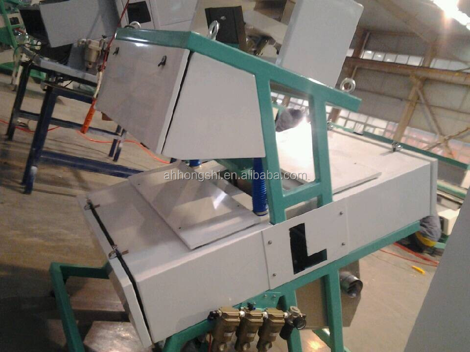 High Frequency Italy Ejector Color Select Sorting Machine colour sorter