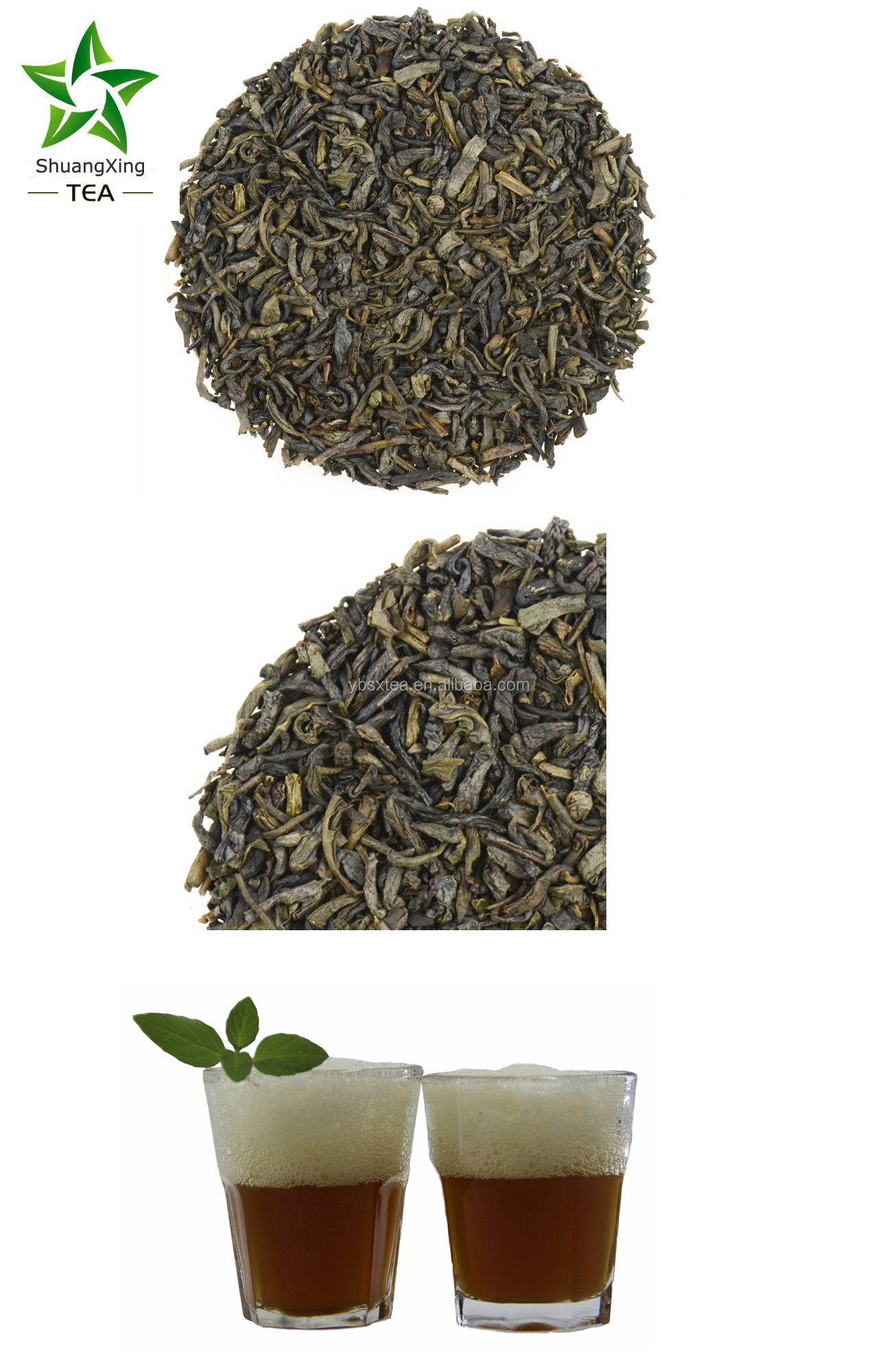 cheap green tea to Africa The vert de Chine CHUNMEE GREEN TEA 9371AAAA China green tea