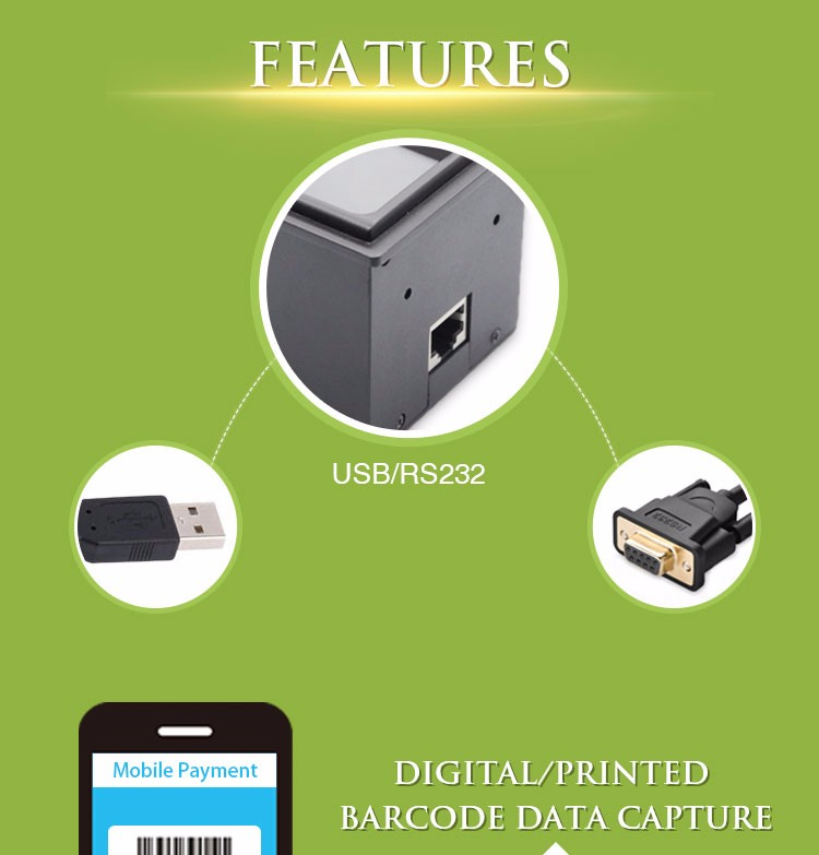 NEW LV4500 1D/2D Mobile Phone Screen QR Code Scanner, Color Barcode/Air  Ticket Reader, USB/RS232 Wifi Scanner Wireless Printer Scanner From Sibyle,