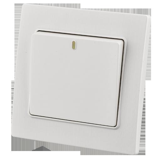 1 Gang Modern Light Switch