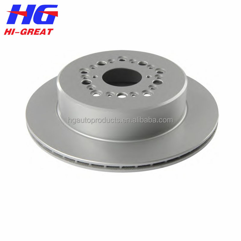 Cheap Price Japanese cars Auto parts brake disc rotor 42431-50050 42431-40050