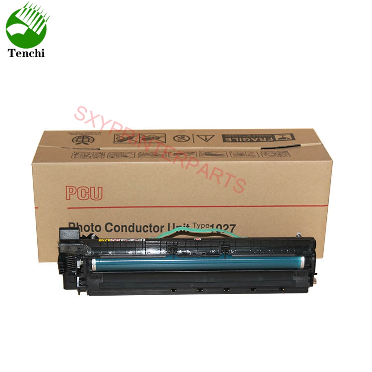 Baru Yang Kompatibel untuk Ricoh 1027 2738 2032 2550 3350 Baru Imaging Drum Unit Printer Parts 1027 Drum Unit 1022 Drum kit