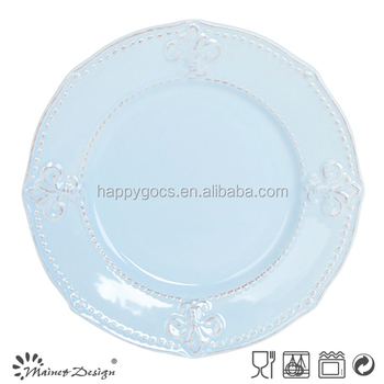 Wholesale Ceramic Cheap Bulk White Dinner Plates For Wedding,No Moq Ceramic  Dinner Plate,Embossed Ceramic Dinner Plate - Buy No Moq Ceramic Dinner