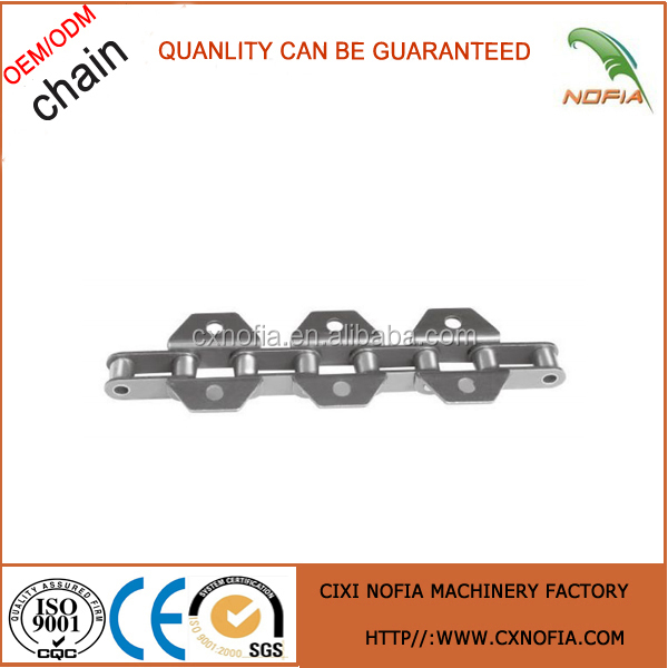 38.4rk1f1 Agricultural Conveyor Chain From China Supplier