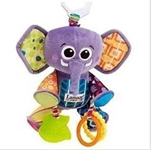 elephant Lamaze baby development toy felt boards baby rattles toys cartoon elephant Plush