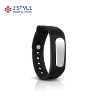 Bluetooth Pedometer Digital Smart Bracelet With Led Light Indicator And Long Battery Life