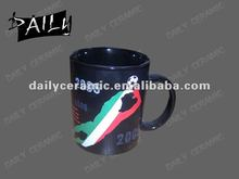 Big brand ceramic mug for promotion and advertisement