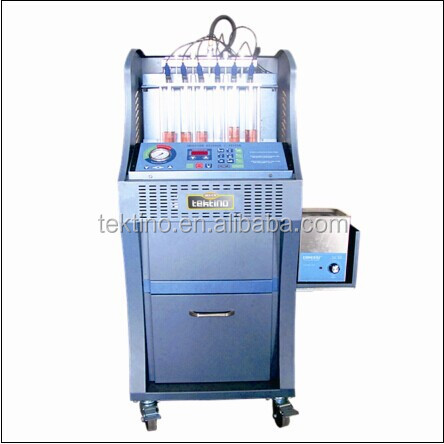 Auto Fuel Injector Cleaner and Analyzer (INJ-6A)